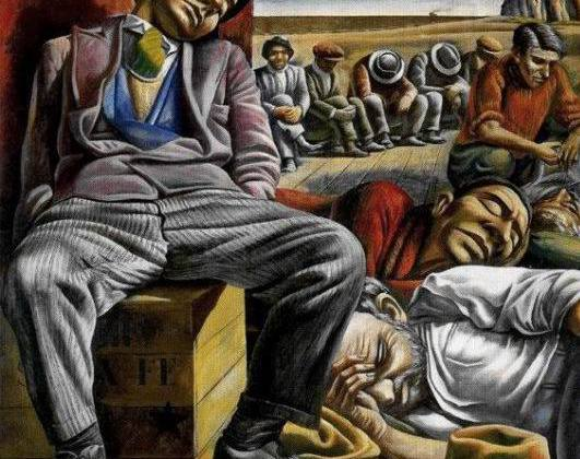La guerra dei poveri