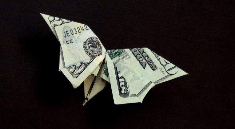 Investire in farfalle