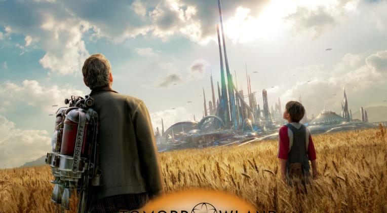 """Tomorrowland – il mondo di domani. """"Quando ero piccolo il futuro era diverso""""."""