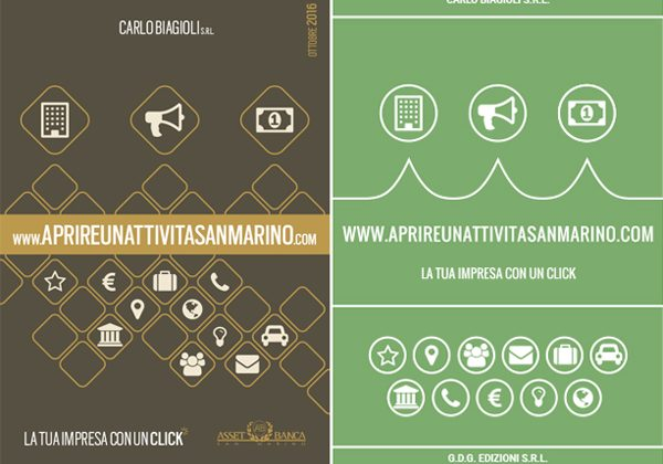 www.aprireunattivitasanmarino.com – Nuova Edizione