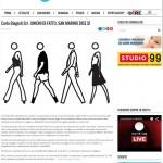 Giornalesm 6 ottobre 2015